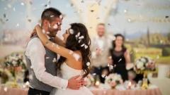 Димитър Везалов кумува на сватбата на Стефан Велев