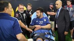 Лоша новина за Аржентина – Лавеци пропуска финала на Копа Америка