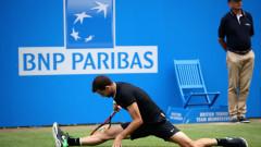 Григор Димитров ще се върне на пето в ранглистата на ATP без игра