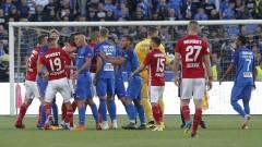 ЦСКА е с титлата, когато Левски страда в дербито