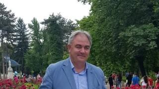 Настоящият кмет на Плевен Георг Спартански печели нов мандат