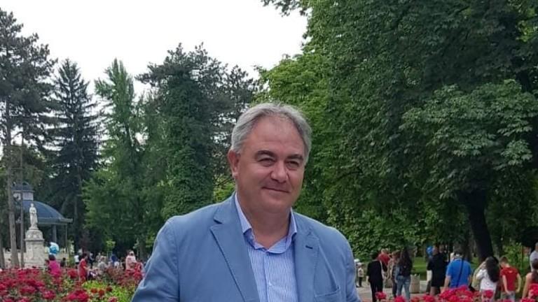 Настоящият кмет на Плевен Георг Спартански печели нов мандат, сочат