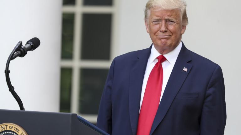 Едва 38% от американците одобряват мерките на Тръмп срещу коронавируса