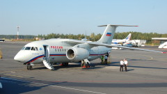 Самолет излезе от пистата на летище Бургас