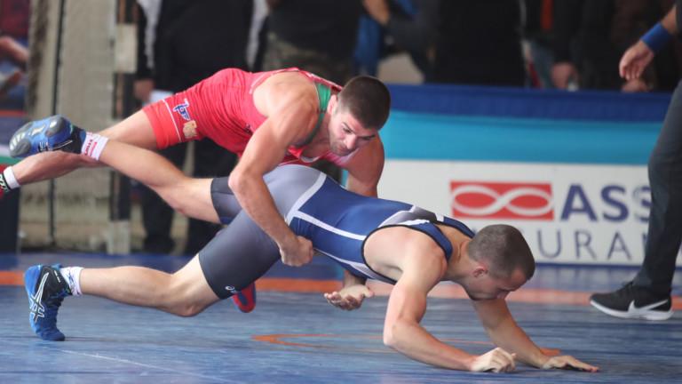 Иво Ангелов ще гони квота на олимпийската квалификация по борба в София