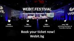Време е за Webit.FESTIVAL ЕВРОПА 2017