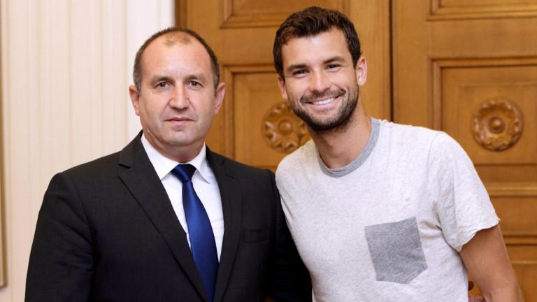 Гришо разговаря с президента за спорт