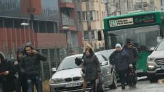 """Верижна катастрофа на столичния бул. """"Цар Борис III"""""""