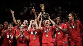 Баскетболистките на САЩ с рекордна десета Световна титла