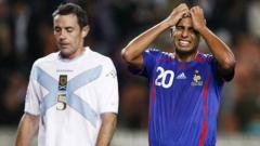 Трезеге: Мястото ми на ЕВРО 2008 не зависи от мача с Англия