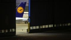 Буйна пътничка приземи самолет на Луфтханза