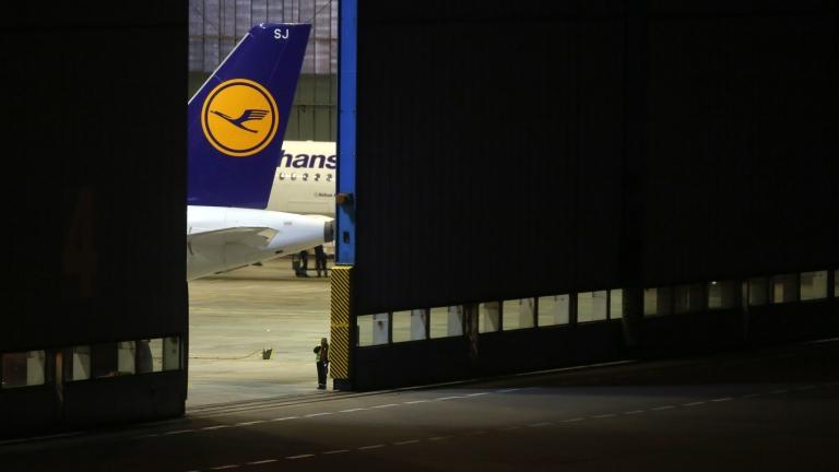 """Йорданец буйства по време на полет на """"Луфтханза"""" от Франкфурт до Белград"""