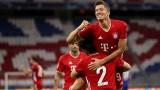 УЕФА обяви номинираните за Отбор на годината