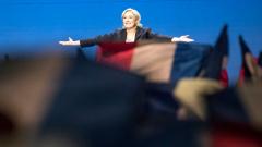 Националисти поздравиха Льо Пен