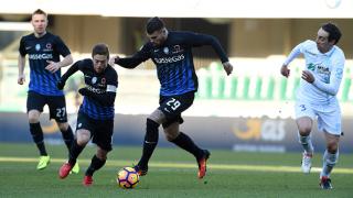 Аталанта на пет точки от Топ 3 в Италия