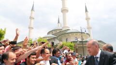 Ердоган представи първия 100-дневен план за действие на новия президентски кабинет