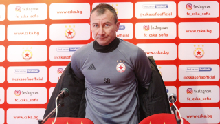 """Стамен Белчев възстановява играчите след """"шамара"""" от Сувон"""