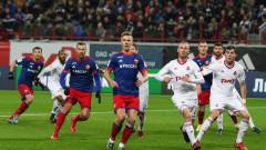Георги Миланов поигра при равенство в московското дерби с Локомотив (ВИДЕО)