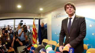 Белгия прекратява делото срещу Пучдемон