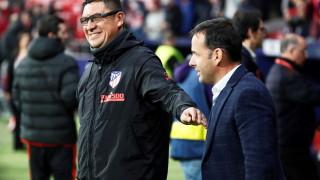 Херман Бургос официално обяви раздялата си с Атлетико (Мадрид)