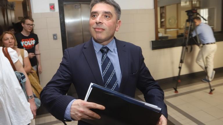 Данаил Кирилов цени положителния сигнал Иван Гешев