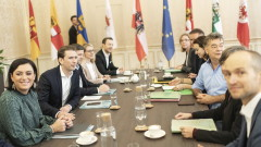 Зелените в Австрия склонни на коалиция с Курц