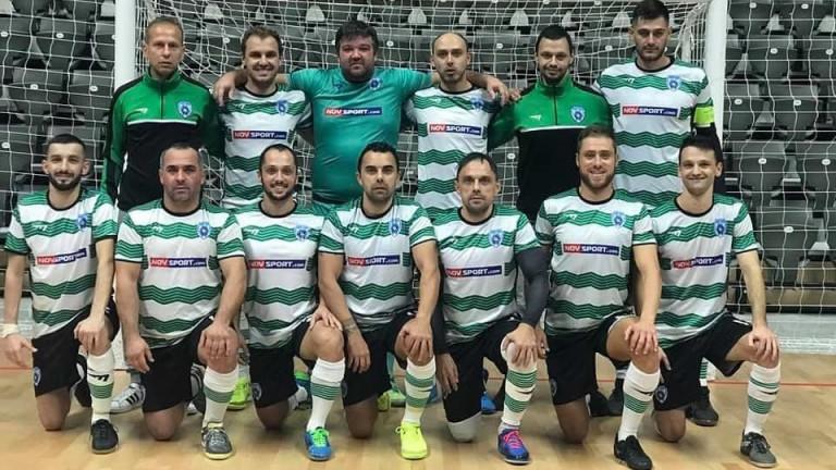 Черно море е шампион на България по футзал!