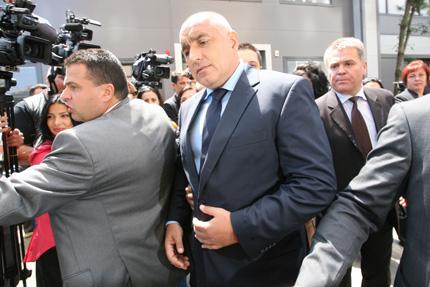Борисов се погаври с БСП