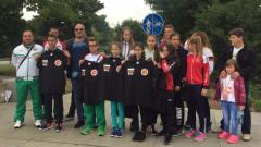 Националите по таекуондо заминаха за Европейското в Румъния