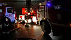 31 пострадали при пожар в жилищна сграда в Москва