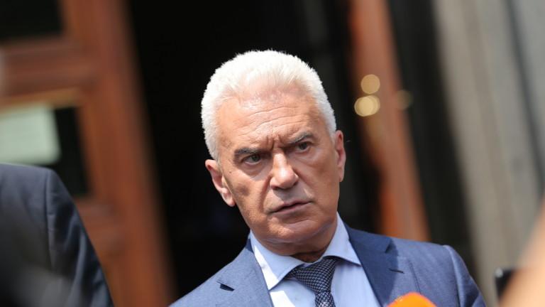 Волен Сидеров вече не е общински съветник