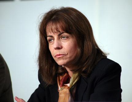 ГЕРБ представя Йорданка Фандъкова