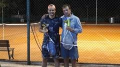 Мирослав Василев с първа титла в Интерактив тенис
