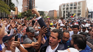 Берлин обмисля да признае Гуайдо за президент на Венецуела