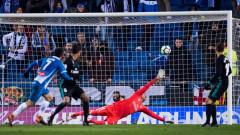 Без Роналдо не става! Еспаньол посече слаб Реал (Мадрид) в добавеното време! (ВИДЕО)