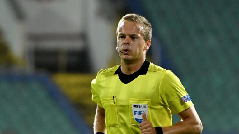 ЦСКА: Загубихме заради скандални съдийски отсъждания!