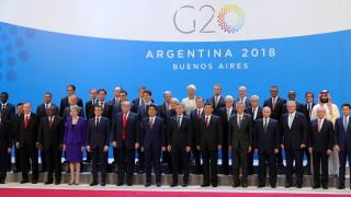Г-20 започна на фона на протести и напрежение в Аржентина