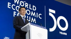 Китай защити глобализацията на форума в Давос