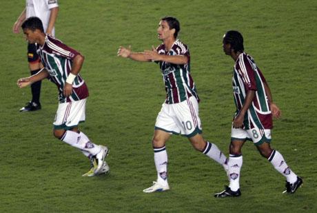 Бразилия с нов шампион - Флуминензе