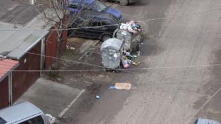 ДАНС поема кризата с боклука в София