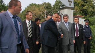Първанов и Борисов се захващат с Катуница