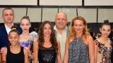 Министър Кралев: Художествената гимнастика е в невероятен възход