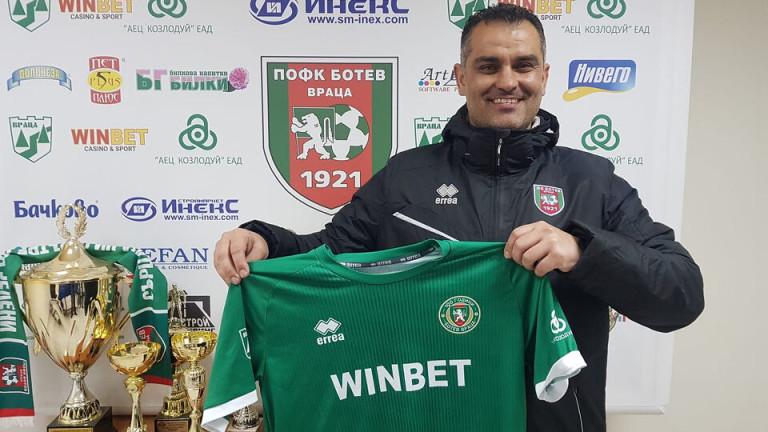 Веселин Великов е побеждавал два пъти ЦСКА