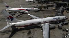 """Отломката е от """"Боинг"""" 777 на Malaysia Airlines, потвърди Малайзия"""