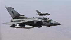 Британски изтребители гонят руски самолети над Балтика