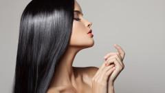 Трайно изправяне на косата със 100% естествена процедура