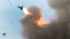 След 18 г. военните ни моряци тренираха стрелби с подвижни ракети