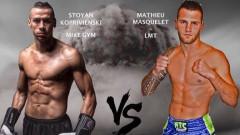 Стоян Копривленски отново се качва на ринга