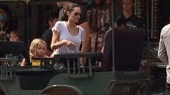 Анджелина и Брад Пит са в хармония