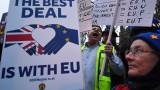 """Мей с мандат за предоговаряне на Брекзит, ЕС казва """"не"""""""